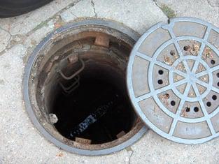 WinCan Glossary: Parts of a Manhole