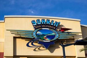 Disney's Soarin' Over California AR Ride