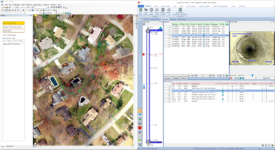 ArcGIS Integrates With WinCan VX