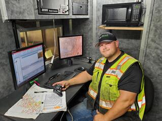 Next Level Environmental invested in WinCan software to launch its sewer inspections services