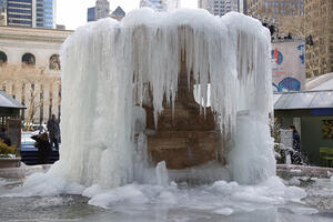 Freezing Temperatures Can  Shut Down a City