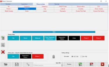 WinCan Report Generator