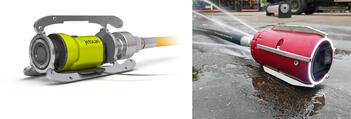 Sewer Inspection video nozzles